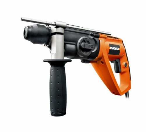 worx sds rotary hammer drill 650w was now. Black Bedroom Furniture Sets. Home Design Ideas