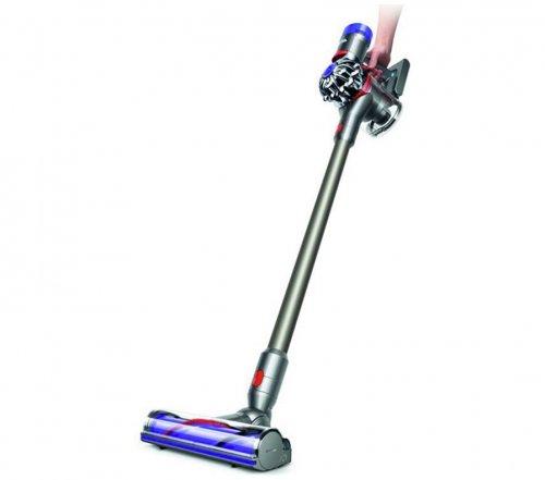 dyson v8 animal cordless handstick vacuum cleaner argos hotukdeals. Black Bedroom Furniture Sets. Home Design Ideas