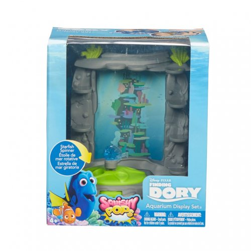 Finding Dory Squishy Pop Aquarium Playset, ?1 (was ?9.99) at Smyths, for delivery or fre C&C ...