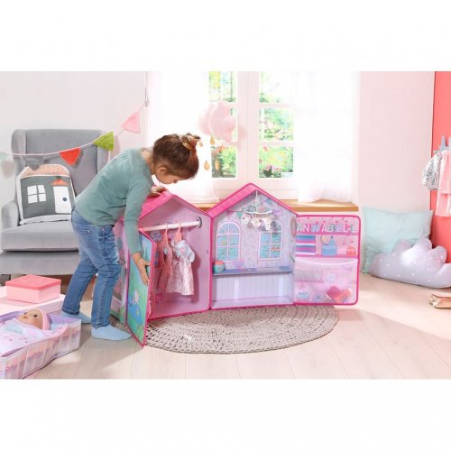 baby annabell bedroom in stock smyths toys. Black Bedroom Furniture Sets. Home Design Ideas