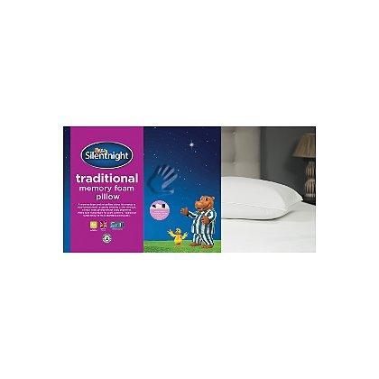 Silentnight Memory Foam Pillow 163 6 Instore Asda