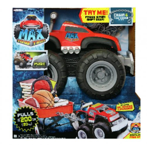 Max Tow Truck Home Bargains