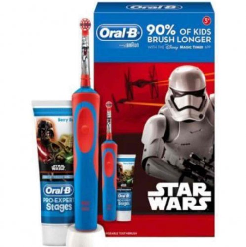 Baby Gift Set Asda : Star wars electric toothbrush rechargable with toothpaste
