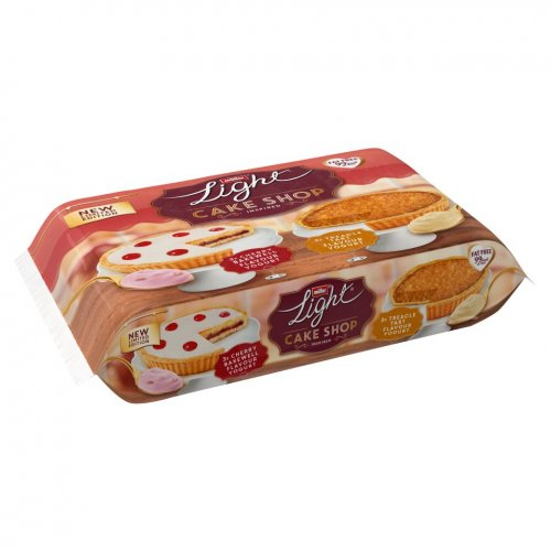 7 Day Deal Müller Light Cake Shop Inspired 6 Pack Yogurt ...