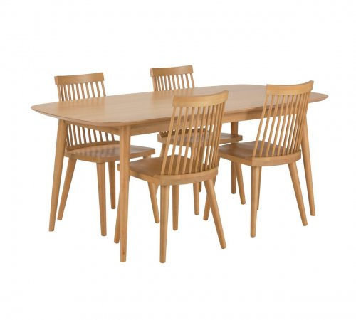 Argos Table And Chairs In Sale: Dining Table 4 Chairs Was £399.99 Now £136 Inc Delivery