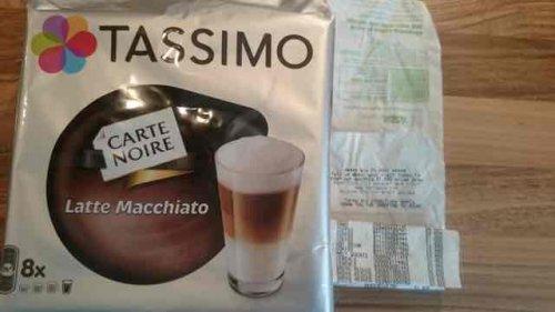 tassimo carte noire latte macchiato only in store at asda thurmaston hotukdeals. Black Bedroom Furniture Sets. Home Design Ideas