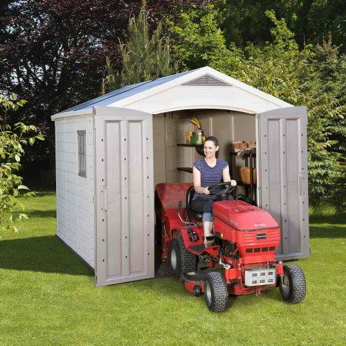 8x11 ft keter shed 699 costco hotukdeals for Best deals on garden sheds
