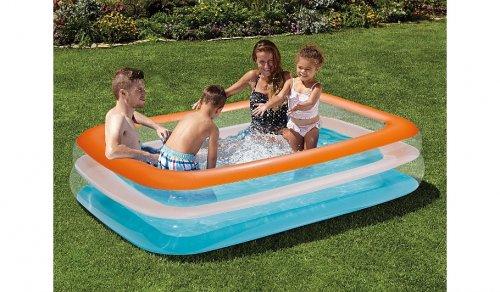 Paddling pool 6ft x 4ft 12 george asda online for Paddling pools deals
