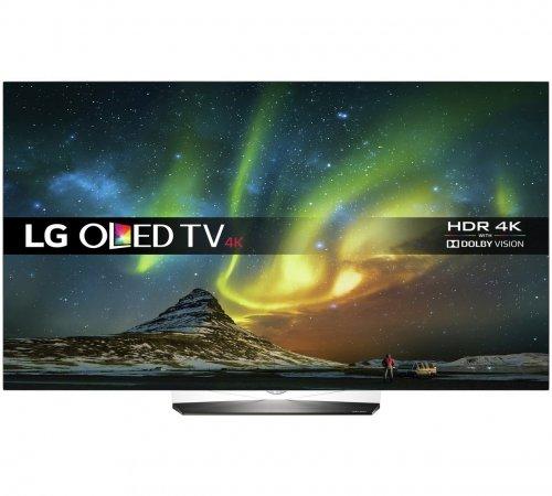 argos lg oled55b6v 55 inch ultra hd smart oled tv with code tv10 hotukdeals. Black Bedroom Furniture Sets. Home Design Ideas