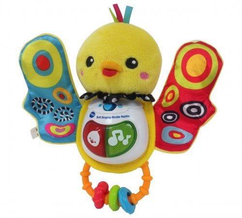 Squishy Mushy Argos : Vtech Soft Singing Birdie Rattle (was ?10.99) Now ?4.99 at Argos (links in OP) - HotUKDeals