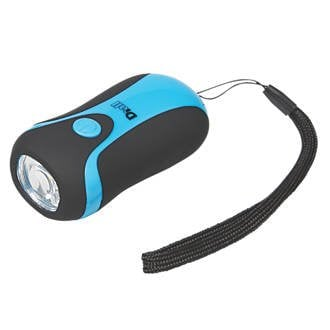 Wind up led torch uk