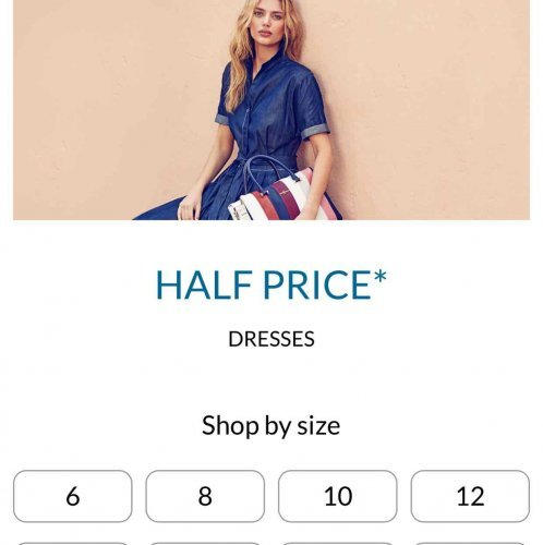 Debenhams discount code: 10% off £ 7/12/ 9/12/ Star Deals: Bag up to 50% off selected fashion, beauty and gifts: Score an extra 10% off furniture already at up to half price. plus you get to check out our Debenhams discount codes to save on fashion, home and beauty.