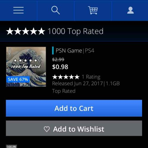 Top Rated Games For Ps4 : Top rated ps the world s fastest platinum trophy