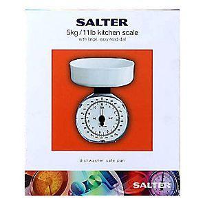 salter 5kg kitchen scales white asda online and. Black Bedroom Furniture Sets. Home Design Ideas