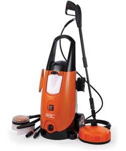 rac 2000w pressure washer with accessories was. Black Bedroom Furniture Sets. Home Design Ideas