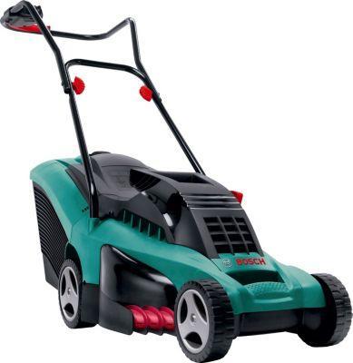 Bosch Rotak 34 1400w Electric Rotary Lawn Mower 163 82 49