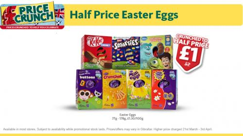 Easter egg deals morrisons ae coupons easter sales 2017 coupons negle Image collections