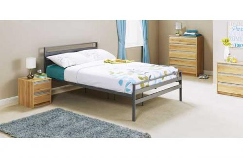 Double Bed With Sprung Mattress Argos Delivered Hotukdeals
