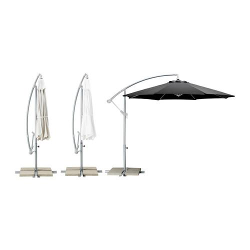 Cantilever parasol ikea hotukdeals for Ikea cantilever umbrella