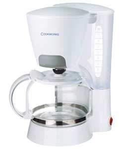 Press Coffee Maker Argos : Cookworks Filter Coffee Maker White 66% Off ?4.99 @ Argos Reserve & Collect - HotUKDeals