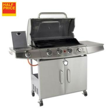 b q blooma seattle 4 burner gas barbecue was 379 now 199 hotukdeals. Black Bedroom Furniture Sets. Home Design Ideas