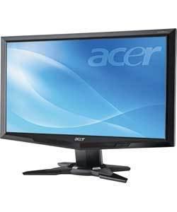 acer 18 5in tft monitor refurbished with a 12. Black Bedroom Furniture Sets. Home Design Ideas