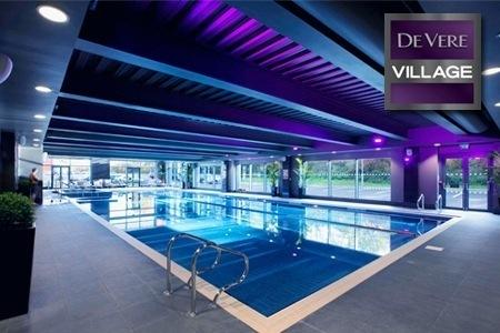 Village Hotel Cardiff Swimming Pool