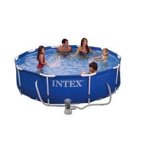 intex 10ft metal frame pool only 50 vat makro hotukdeals. Black Bedroom Furniture Sets. Home Design Ideas