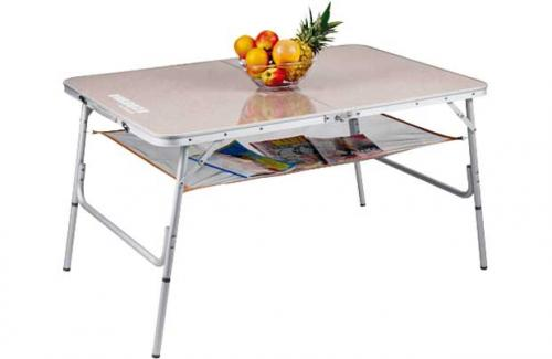 vacanza by outwell folding aluminium camping kitchen table. Black Bedroom Furniture Sets. Home Design Ideas