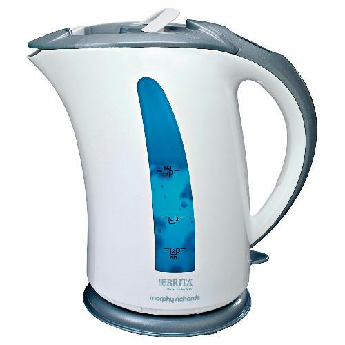Morphy Richards Store: Morphy Richards Brita Kettle £20 Instore Or Collect At Store At Tesco (£25 Inc Delivery