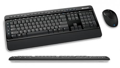 microsoft bluetrack wireless desktop 3000 keyboard mouse bundle argos hotukdeals. Black Bedroom Furniture Sets. Home Design Ideas