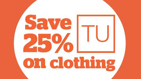 Tu clothing deals