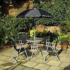 sainsburys 6 piece garden furniture set was now 29. Black Bedroom Furniture Sets. Home Design Ideas