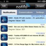 HUKD Push Notifications