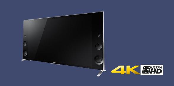 4k hd tv sony