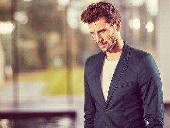 Burton Menswear suits