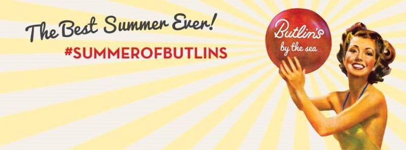 butlins best summer holiday