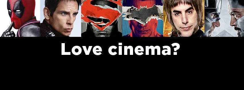 cineworld love cinema