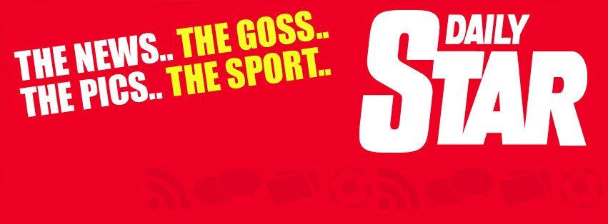daily star news goss pics sport