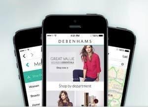Debenhams App