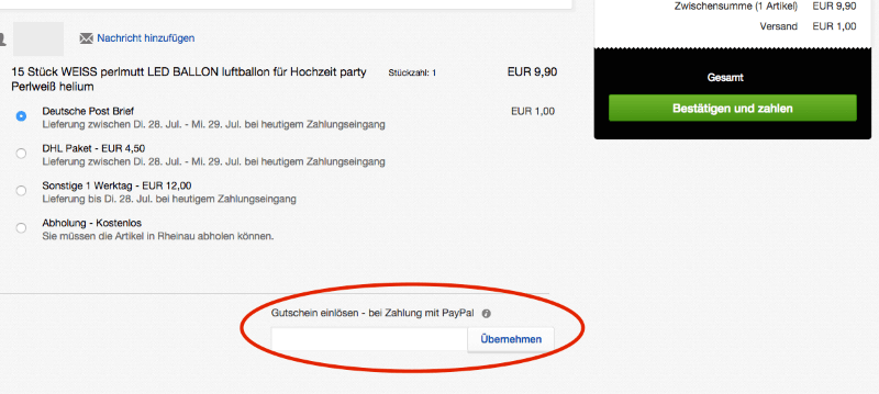 How to Use PayPal Discount Codes