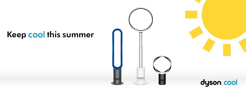 dyson keep cool this summer