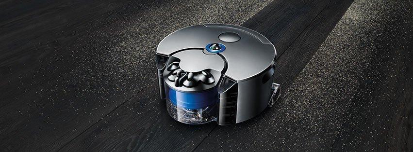dyson vacuum cleaner robot