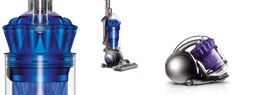 vacuum cleaner product range