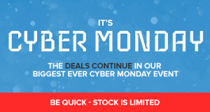Ebuyer cyber monday event