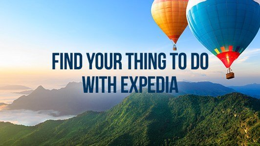 expedia things to do