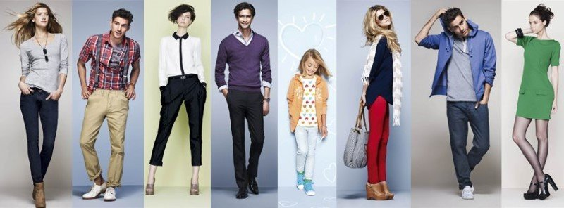 f&f clothing fashion women men kids