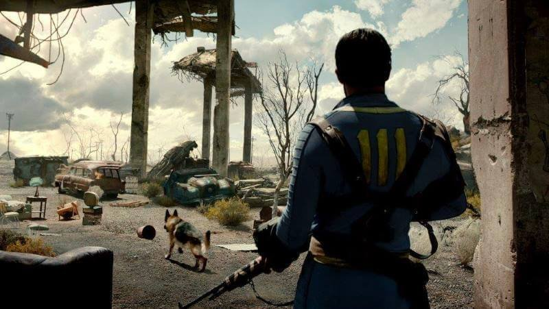 Fallout 4 Deals ⇒ Cheap Price, Best Sales in UK - hotukdeals
