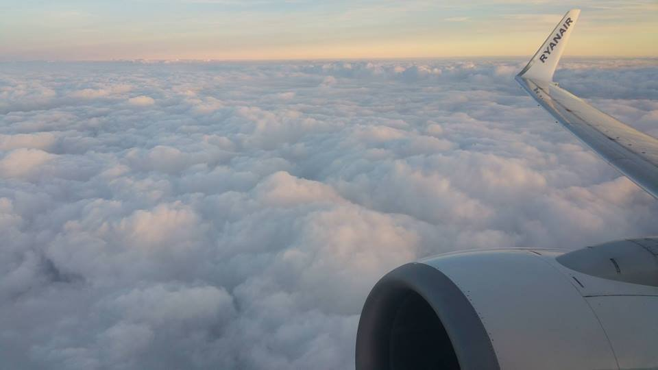 flight ryanair