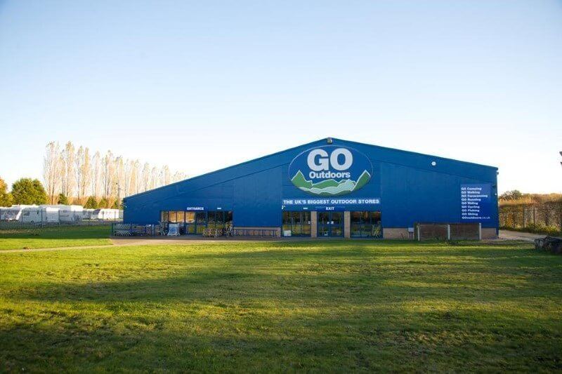 GO Outdoors store branch
